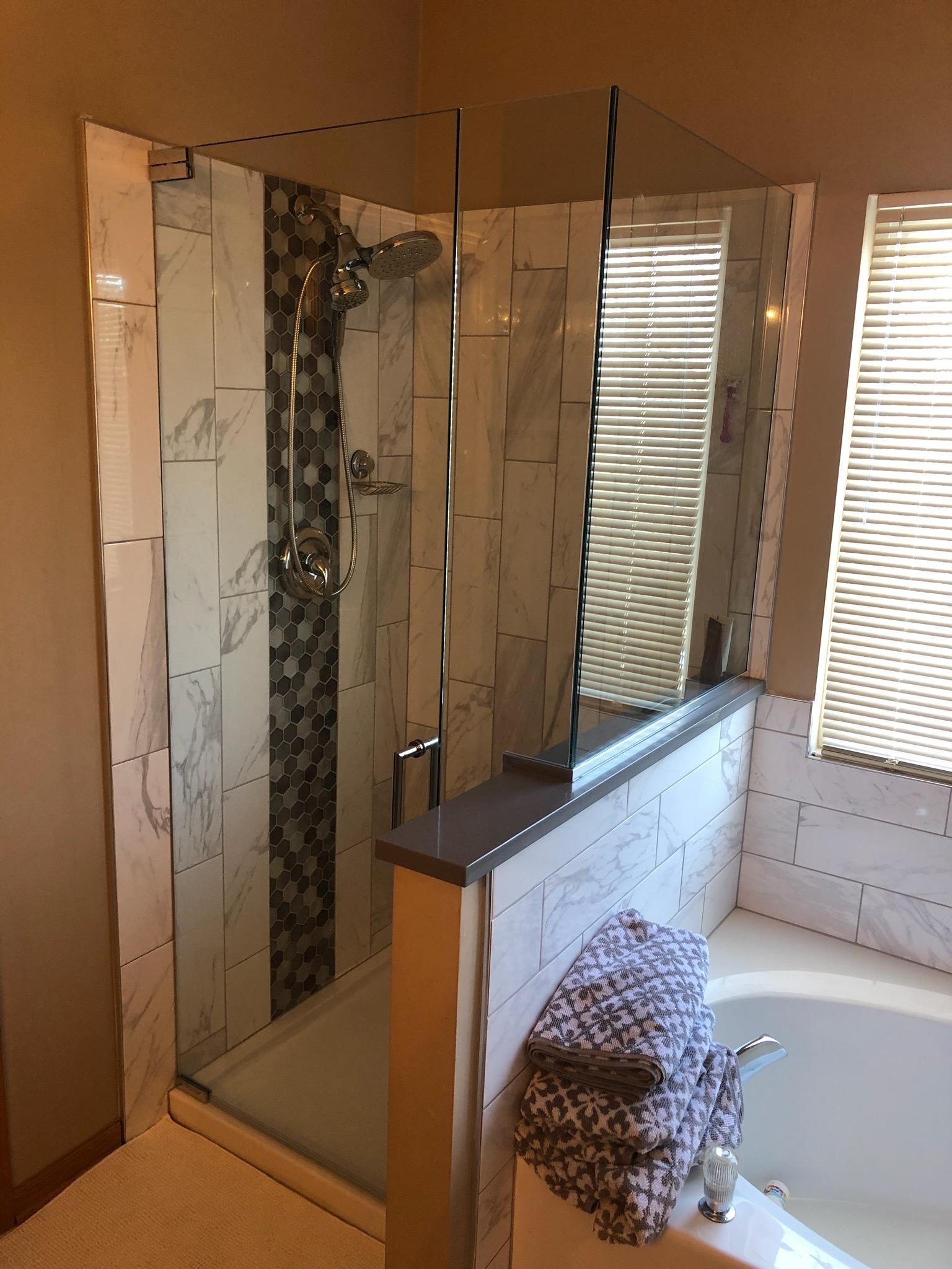 After | Bartlett Master Bathroom