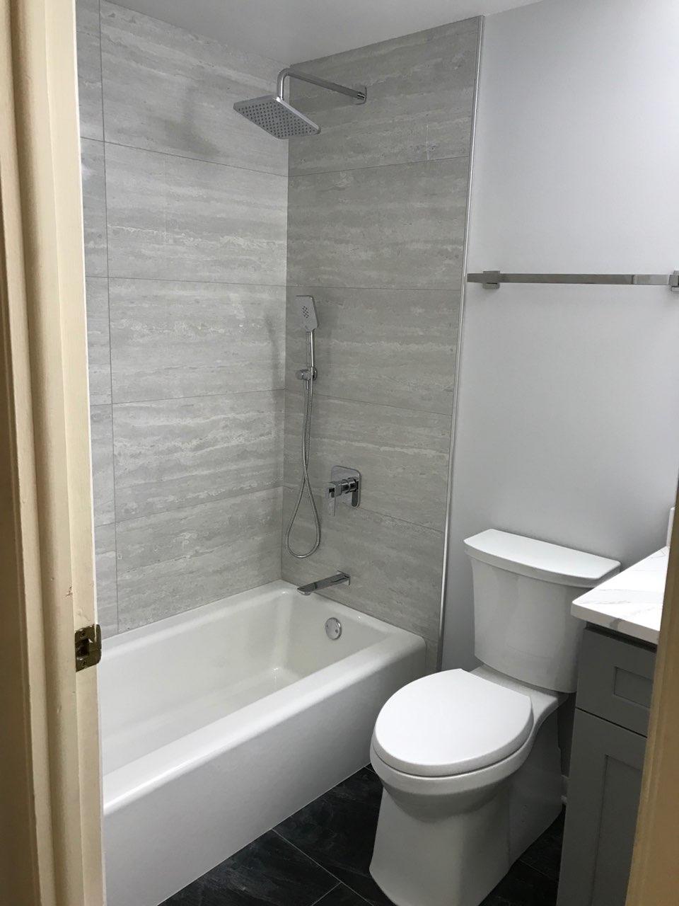 After | Schaumburg, IL Bathroom Remodel