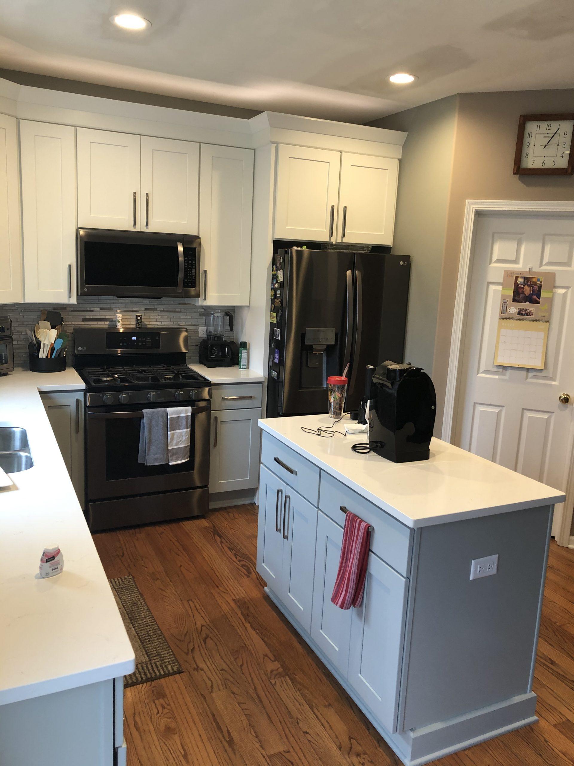 After | Bolingbrook, IL Kitchen Remodel