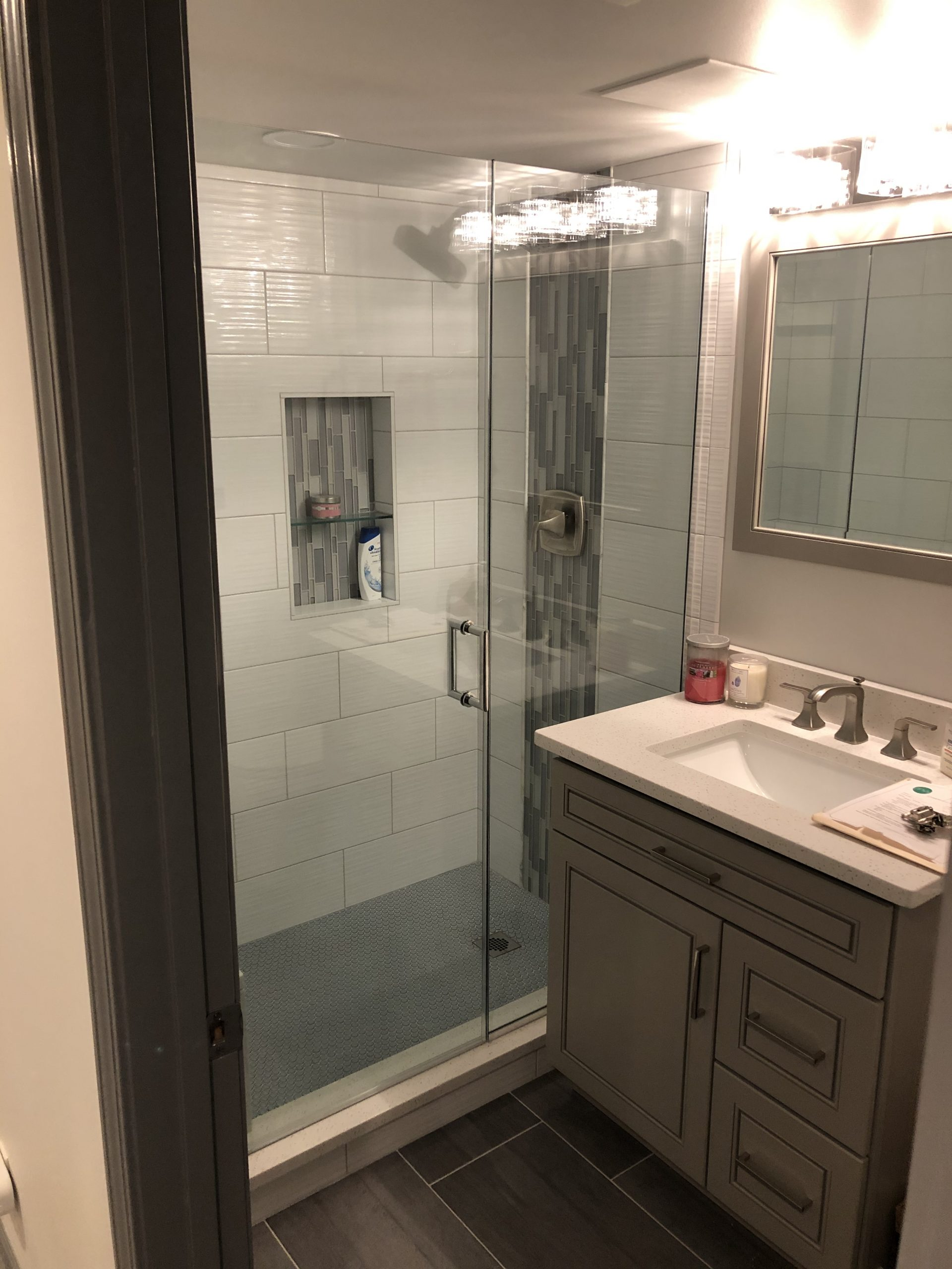After | Riverwoods, IL Bathroom Remodel