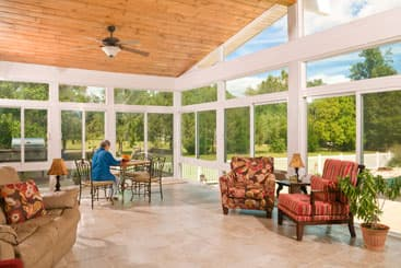 Choosing Design Sunrooms