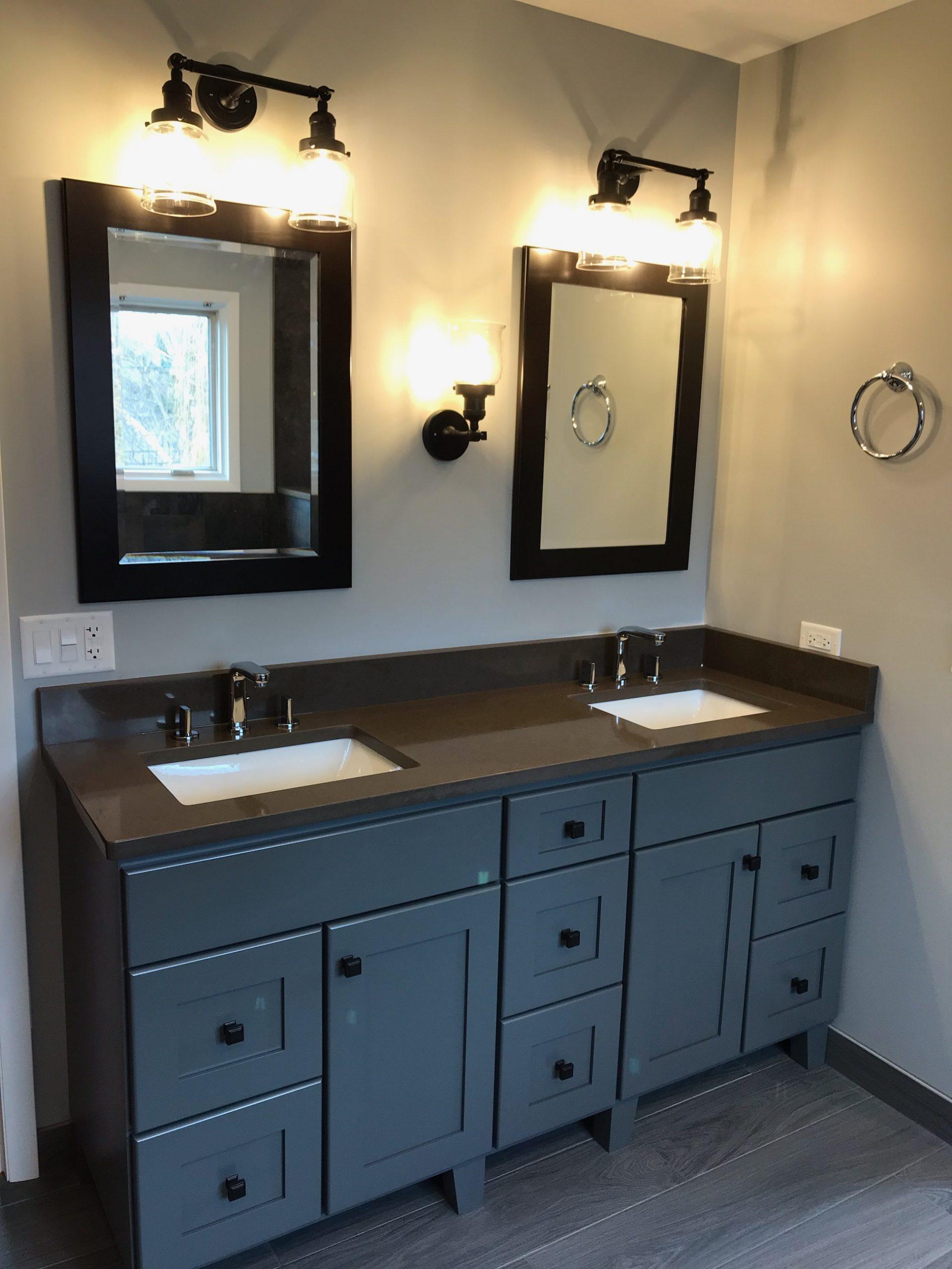 After | Glenview, IL Master Bathroom Reomdel