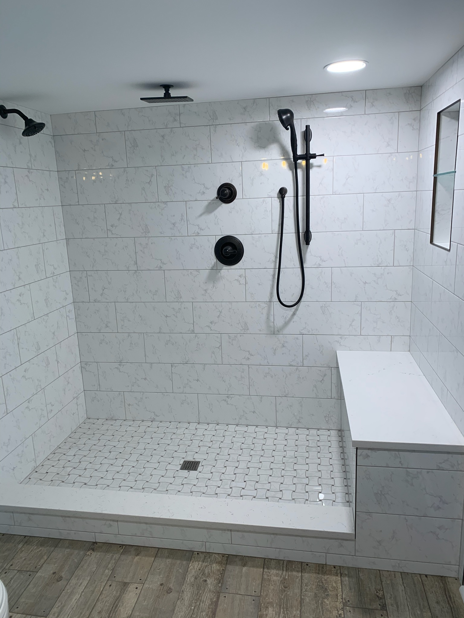 After | Palatine, IL Bathroom