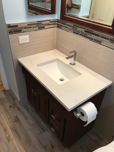 After | Streamwood, IL Bathroom