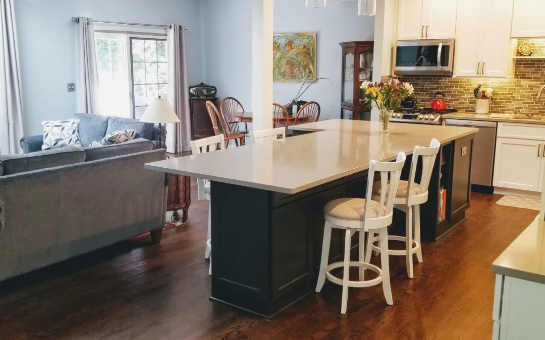 Essentials by Envy Kitchen Remodel Roselle