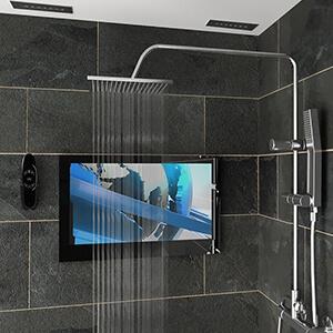 in shower tv