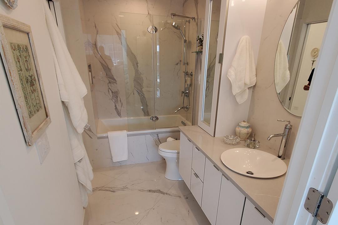 mt prospect bathroom after