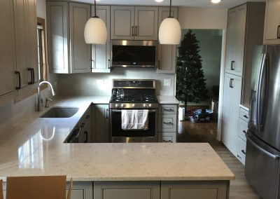 After   Downers Grove, IL Kitchen Remodel