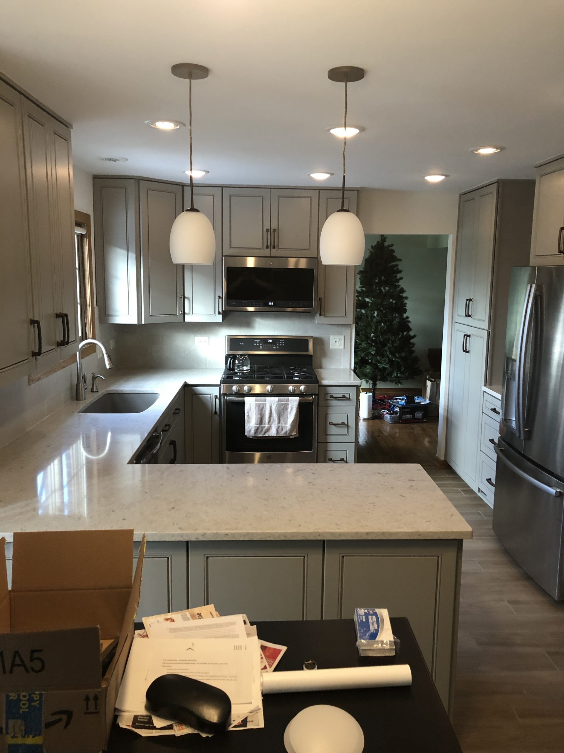After | Downers Grove, IL Kitchen Remodel