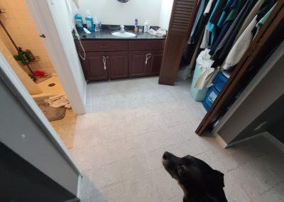 Before | Flooring