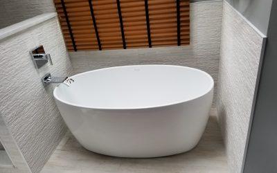 Streamwood, IL Master Bathroom Remodel